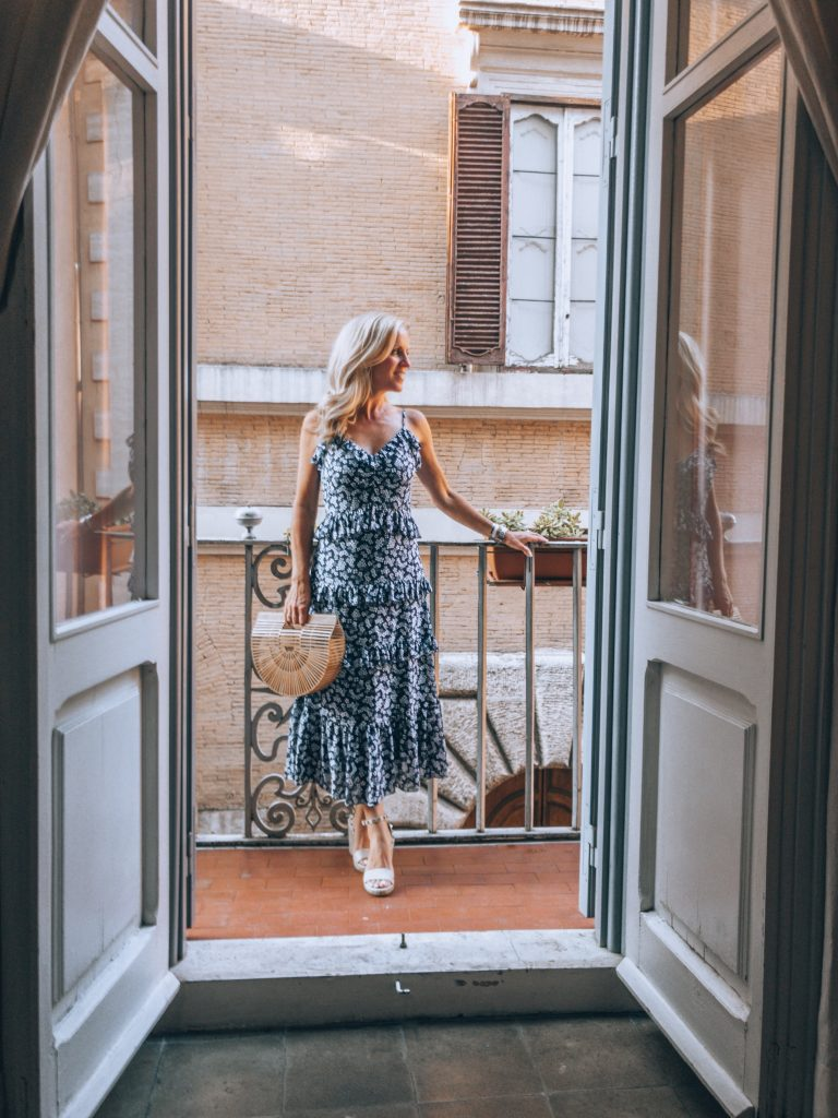 What I Wore In Italy