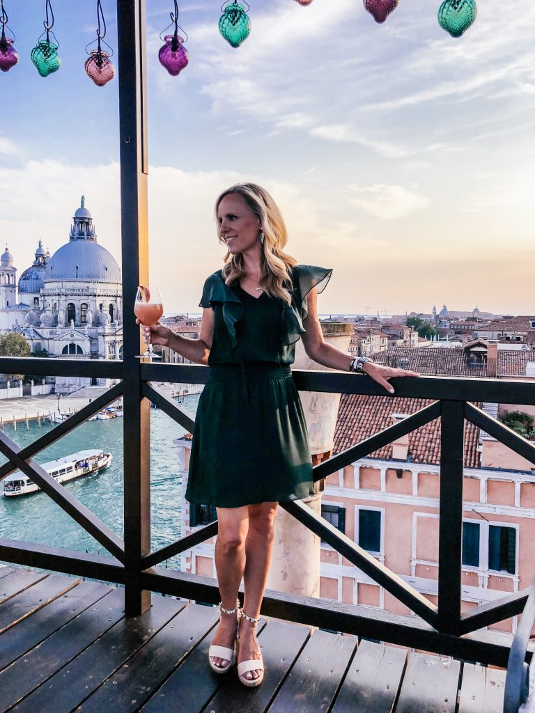 Alicia Wood, Dallas Lifestyle Expert, Dallas Fashion Blogger, What I Wore in Italy, What to Wear in Italy, What to Wear in Venice, Parker Remington Dress