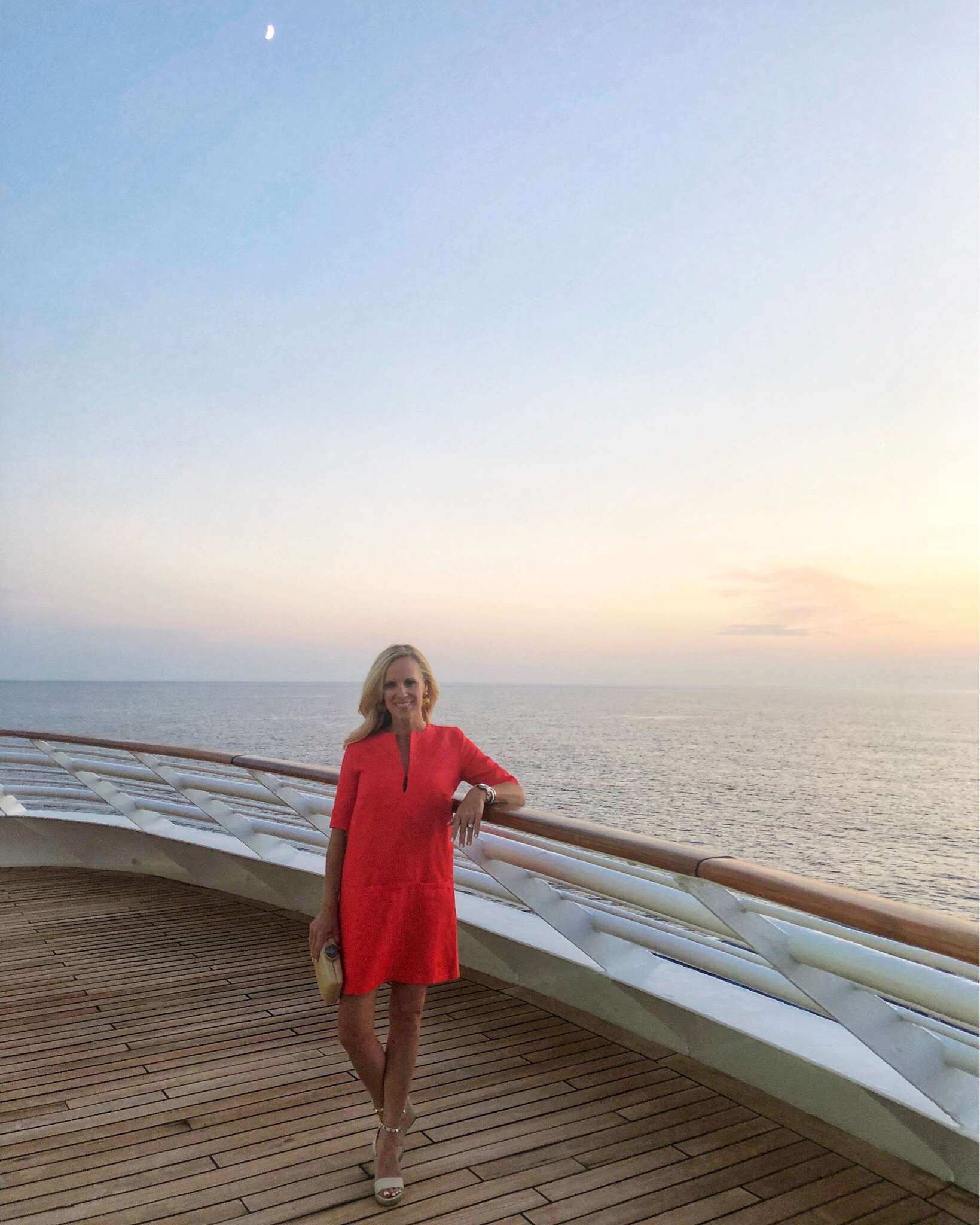 Alicia Wood, Dallas Lifestyle Blogger, Dallas Travel Blogger, Dallas Fashion Blogger, Tuckernuck Weston Dress, What to Wear in Spain, What to Wear on SeaDream Yacht