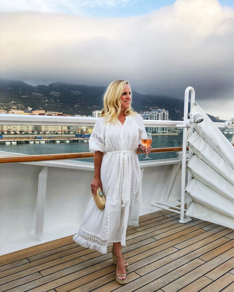 Storets on Me, Alicia Wood, Dallas Lifestyle Blogger, Dallas Travel Blogger, Dallas Fashion Blogger, Dinner in Gibraltar