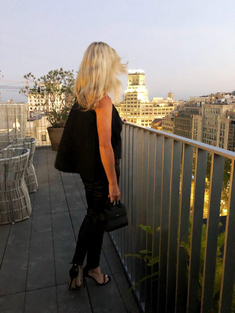 Mandarin Oriental Barcelona Rooftop