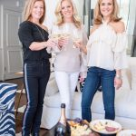 Alicia Wood, Dallas Lifestyle Blogger, Dallas Fashion Blogger, Santa Margherita Prosecco Superiore, Tips for Hosting Friendsgiving, Simple Friendsgiving