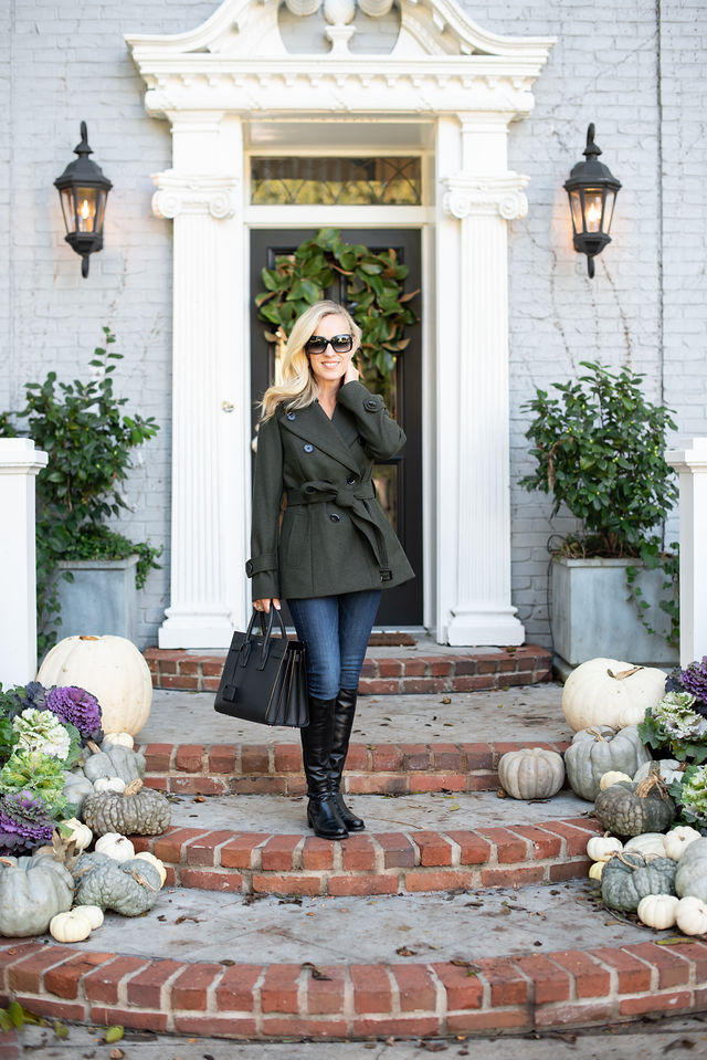 Chic Coats: My Casual Fall Style