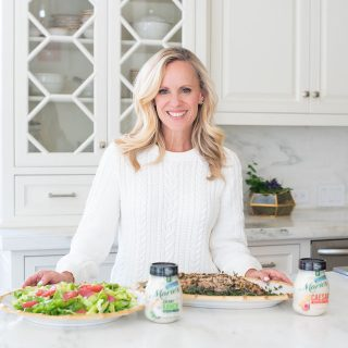 Alicia Wood, Dallas Lifestyle Blogger, Dallas Lifestyle Expert, Marie's Dressing, Citrus Thyme Pork Tenderloin, Citrus Ranch Dressing, Fresh Holiday Recipes