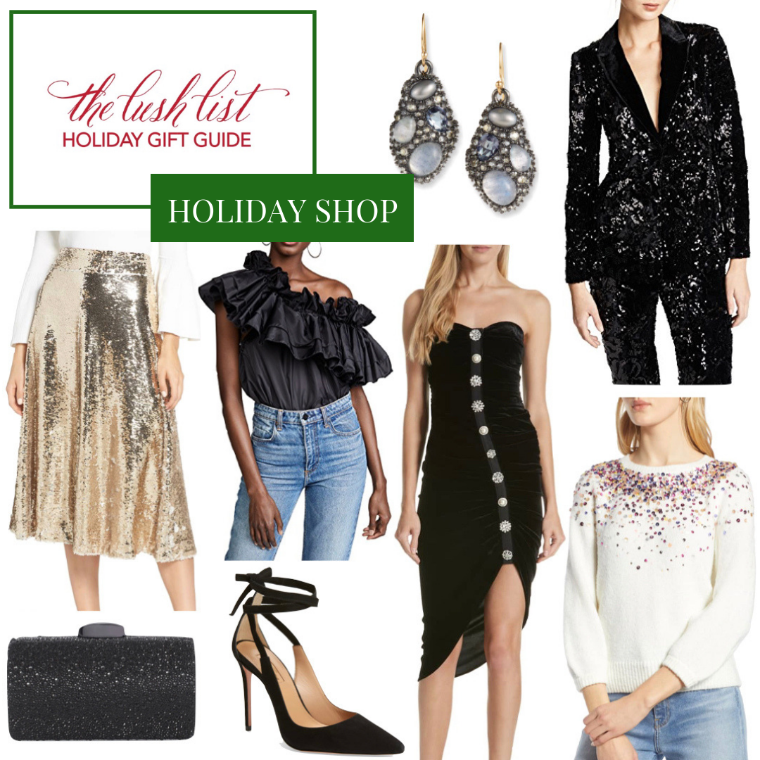 Holiday Style Shop | What To Wear to A Holiday Party