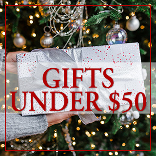 Gifts under $50 - Holiday Gift Guide