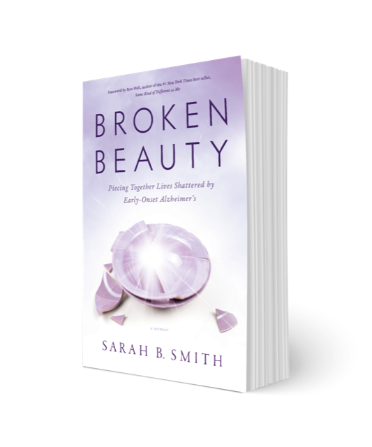 Meet Sarah B. Smith Author of Broken Beauty