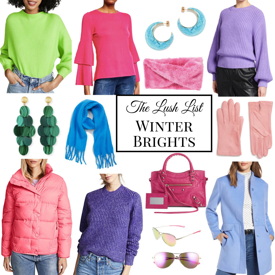 Color Crush: Winter Brights