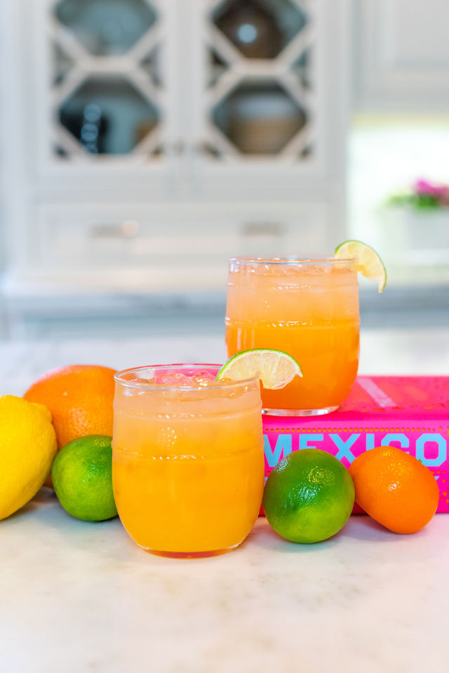 Make This Weekend: Four Citrus Margarita for National Margarita Day