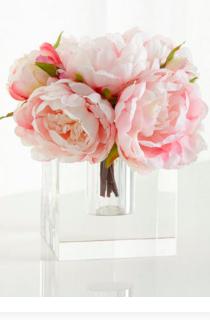 Peony Ice Floral Arrangement