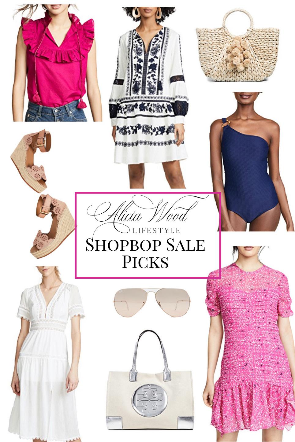 Alicia Wood Lifestyle Shopbop Sale Favorites