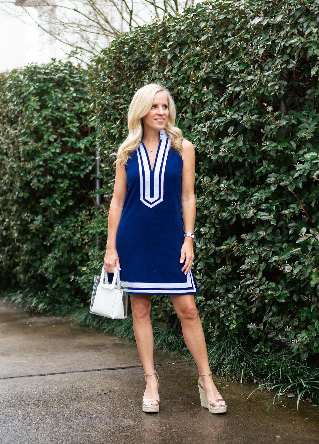 The Perfect Sleeveless Tunic Dress + Big Giveaway with Cabana Life