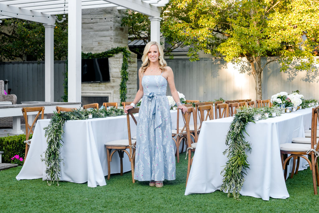 Seven Tips for a Beautiful Garden Party | Garden Party Inspiration