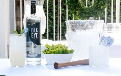 Make This Weekend: The Perfect Vodka Mojito with BLK EYE Vodka