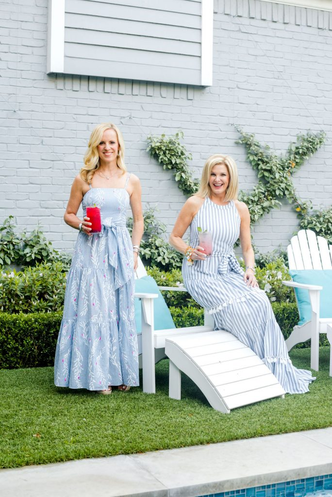 Alicia Wood, Dallas Lifestyle Expert, Dallas Lifestyle Blogger, Dallas Fashion Blogger, Lilly Pulitzer Maxi Dress, Eliza J Maxi, Tanya Foster