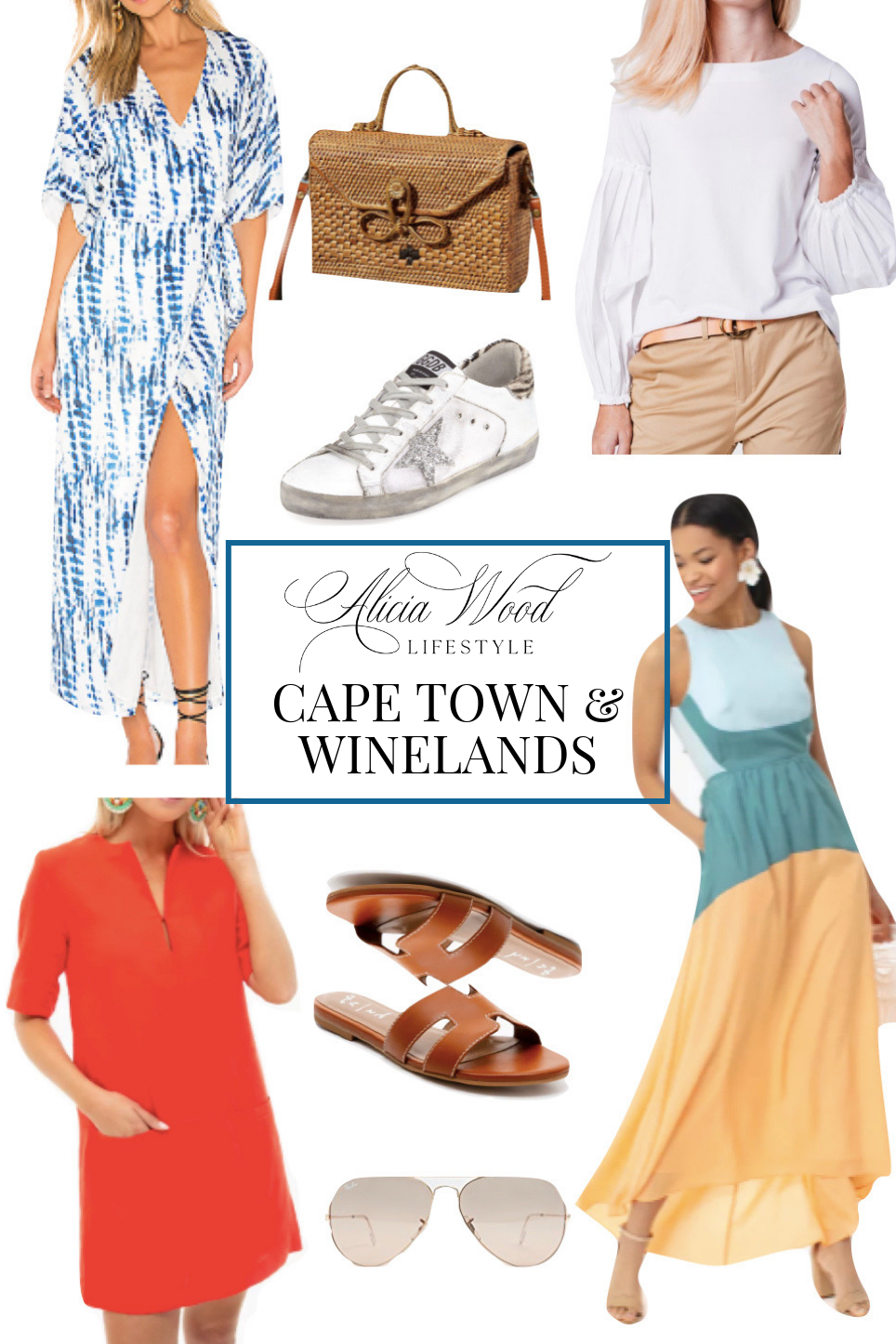 Wanderlust Wednesday: Cape Town and South African Winelands Packing List