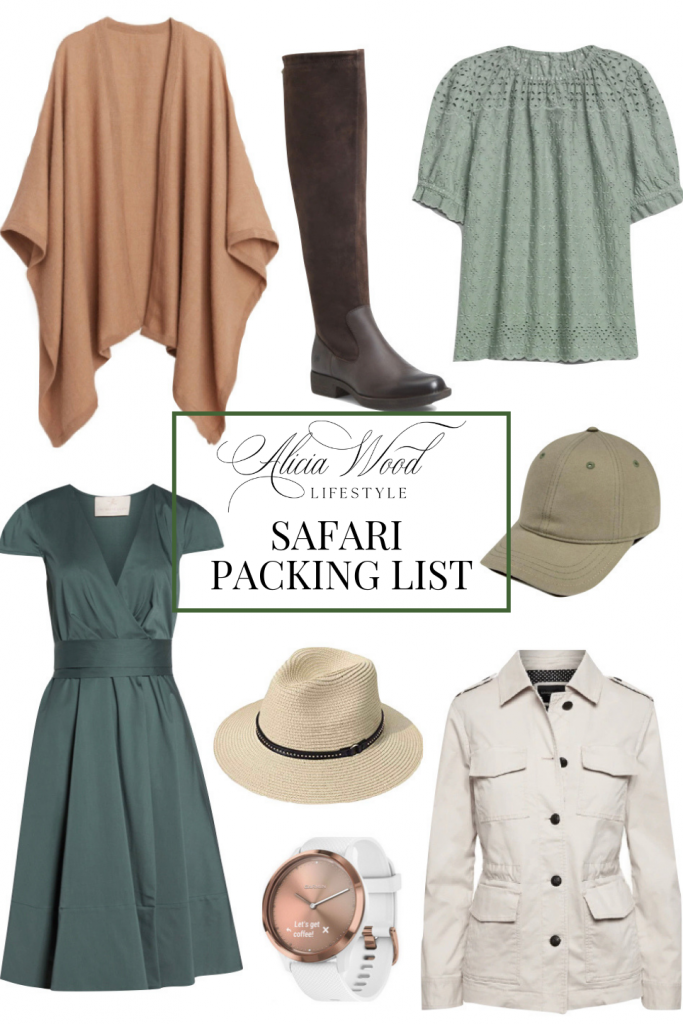 South African Safari Packing List, What to Pack for a South African Safari, What to Pack for a Safari,
