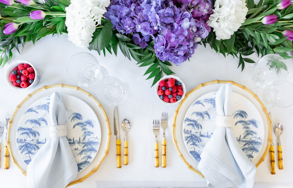 Five Tips for A Beautiful Spring Tablescape