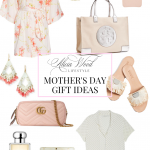 Lifestyle Blogger Alicia Wood of AliciaWoodLifestyle.com featuring her favorite Mother's Day Gift Ideas
