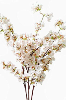 Artificial Cherry Blossom Branches