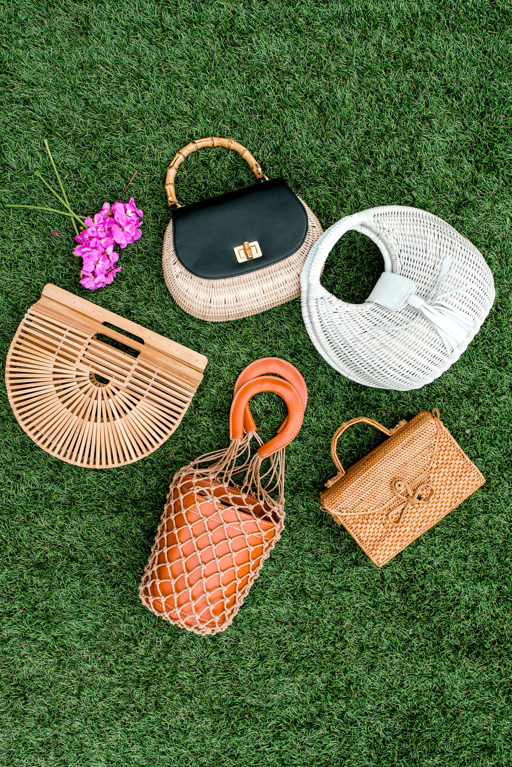 Best Basket Bags for Summer