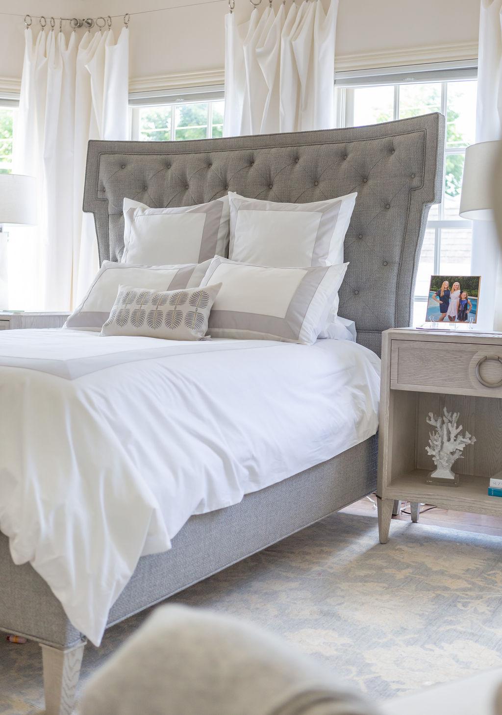 Bernhardt Domaine Blanc Bed