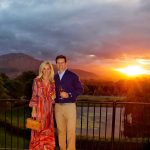 Alicia Wood, Dallas Lifestyle Expert, Sunset at La Residence