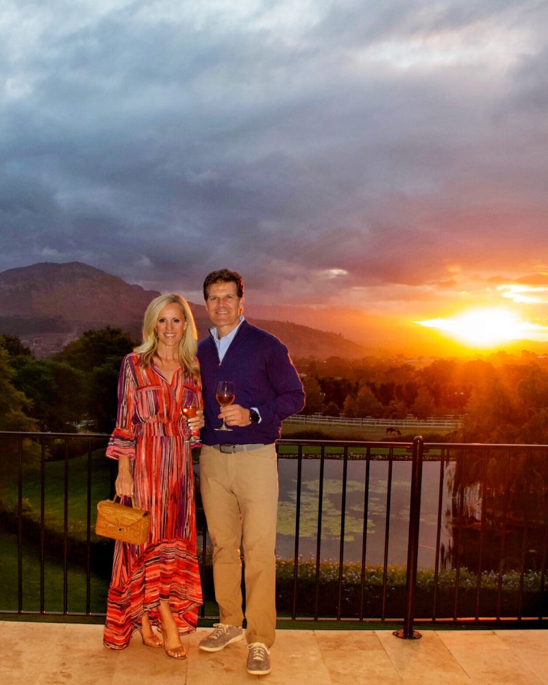 Alicia Wood, Dallas Lifestyle Expert, Sunset at La Residence, how to plan the perfect safari
