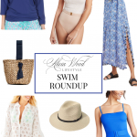 Stylish Swimwear, Lifestyle blogger Alicia Wood of AliciaWoodLifestyle.com sharing swisuits, coverups, sarongs, and more for summer!