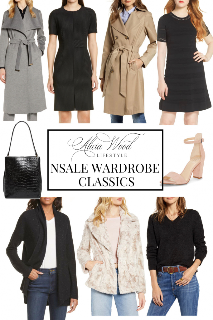Wardrobe Classics from the Nordstrom Anniversary Sale 2019 by Alicia Wood of AliciaWoodLifestyle.com