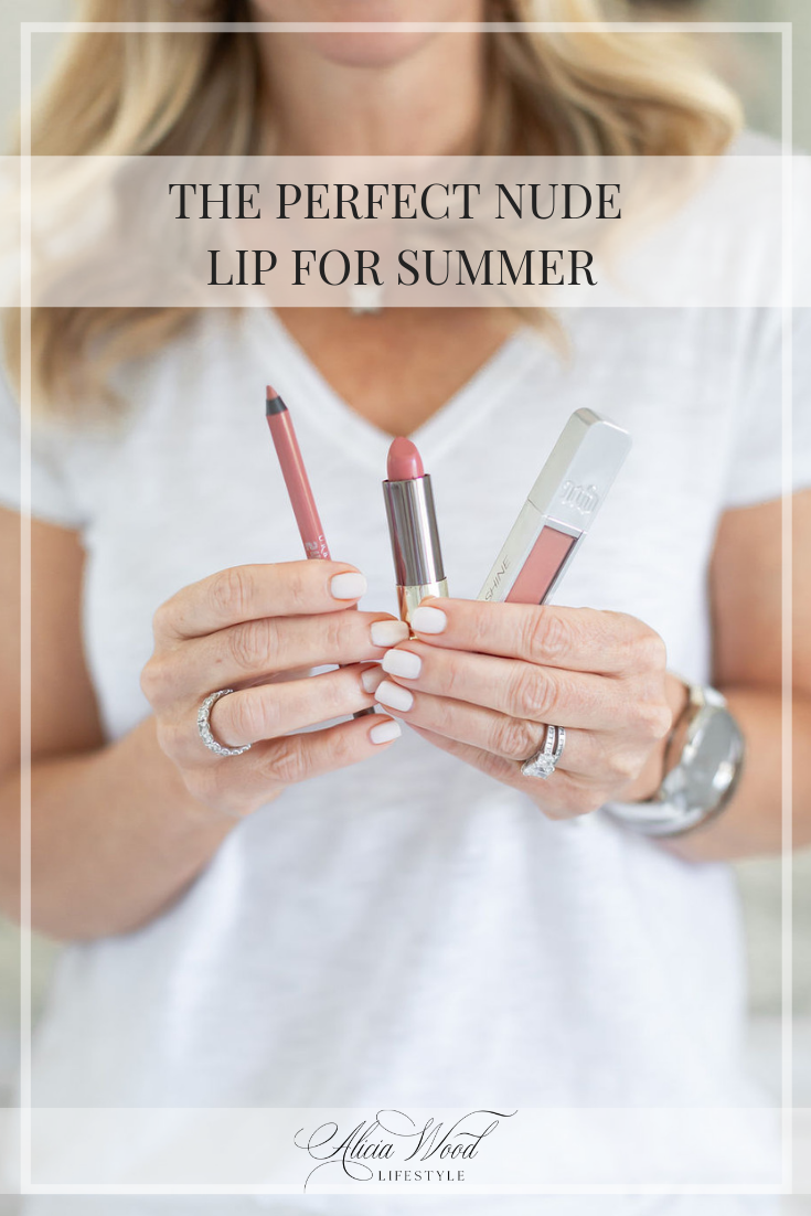 Perfect Nude Lip for Summer | Inspired Living SA