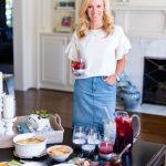 Easy Cocktail Party Ideas, Alicia Wood, Dallas Lifestyle Expert, Dallas Fashion Blogger,