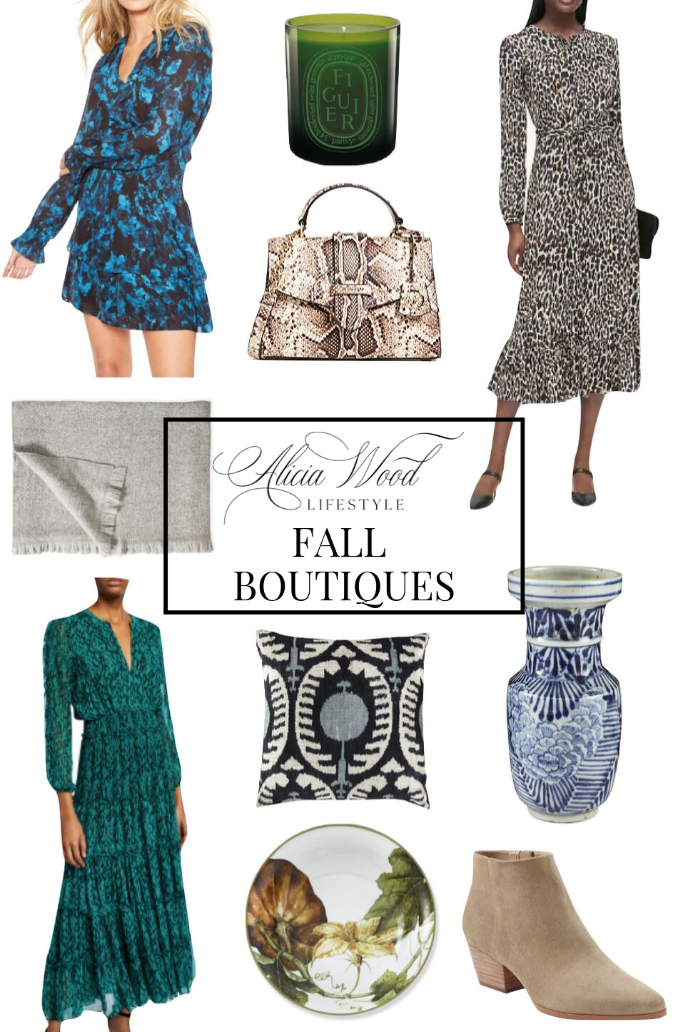 Alicia Wood Lifestyle Fall Boutiques