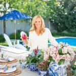 Alicia Wood, Fall Outdoor Tablescape, Alicia Wood, Dallas Lifestyle Expert, Dallas Fashion Blogger, Dallas Hostess