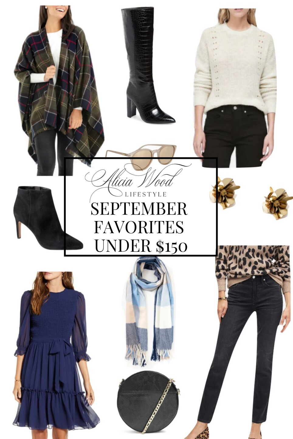 September Favorites Under $150 | Ready For Fall Styles