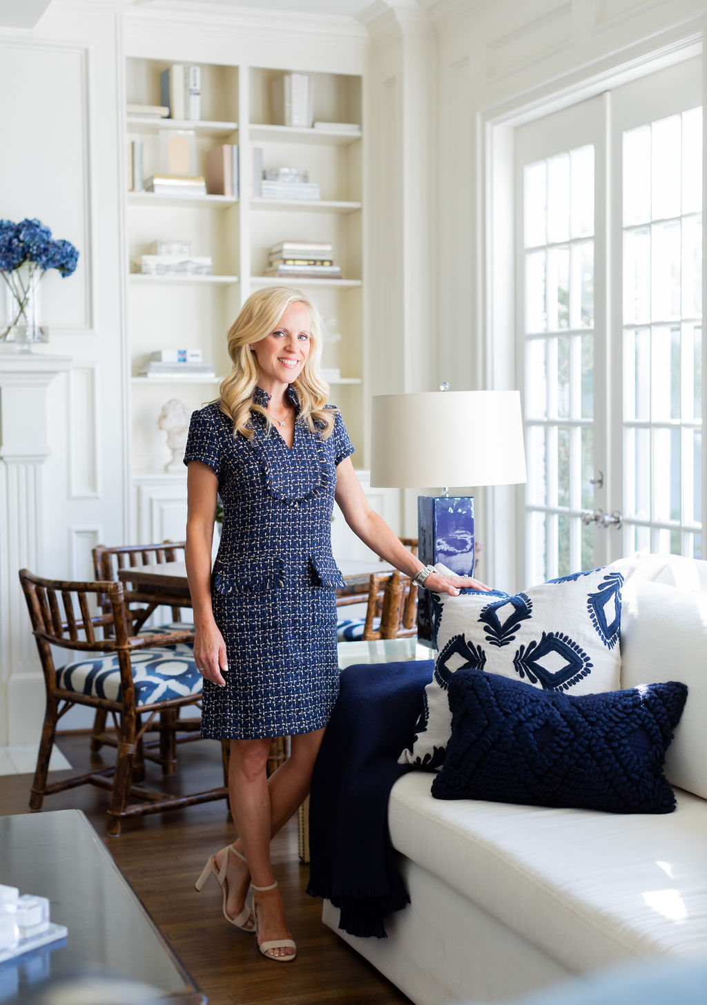 Alicia Wood, Dallas Lifestyle Expert, Dallas Fashion Blogger, Family Room Decor
