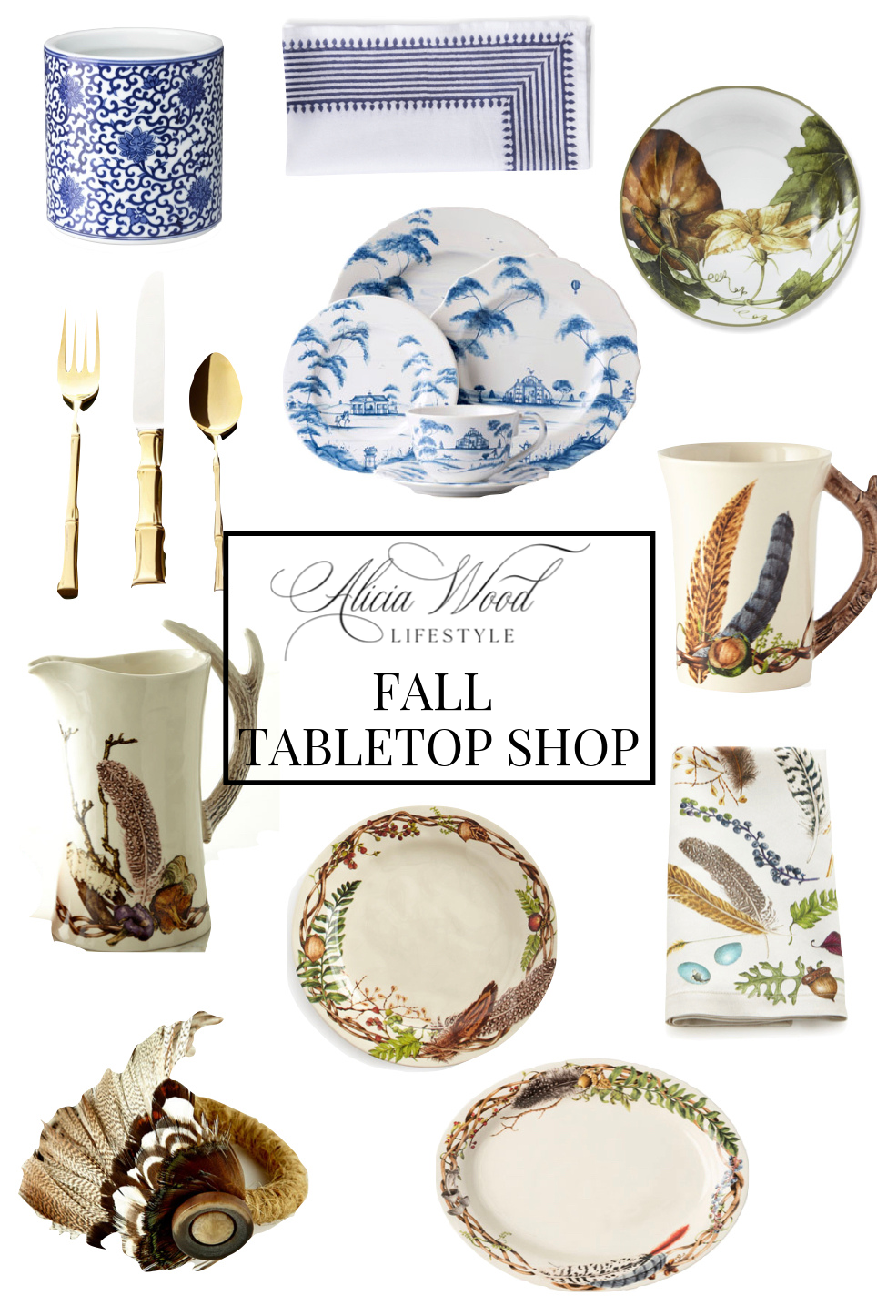 AWL Fall Tabletop Boutique