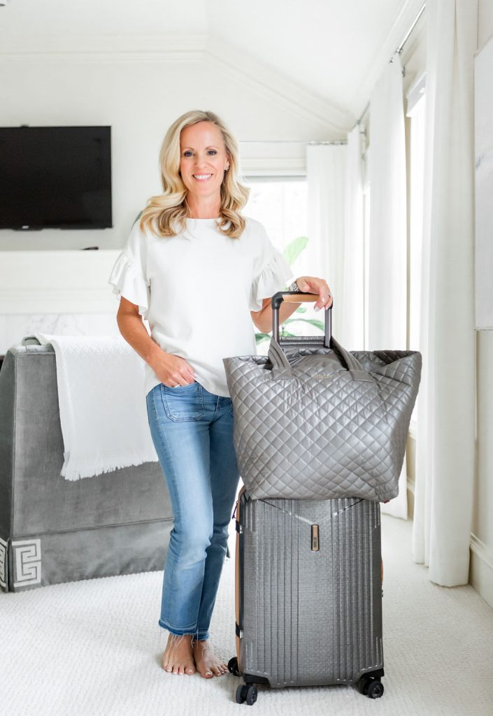 How to pack in a carry on for a week, Alicia Wood, Dallas Lifestyle Expert, Dallas Fashion Blogger, Dallas Travel Blogger