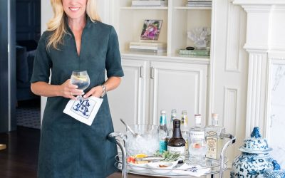 South African Gin Trolley | Craft Gin and Tonic