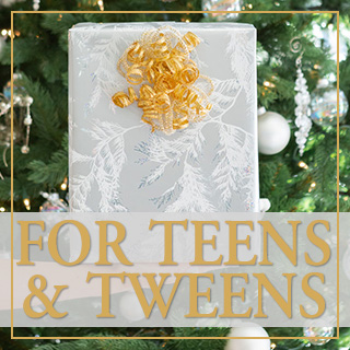 gifts for teens & tweens