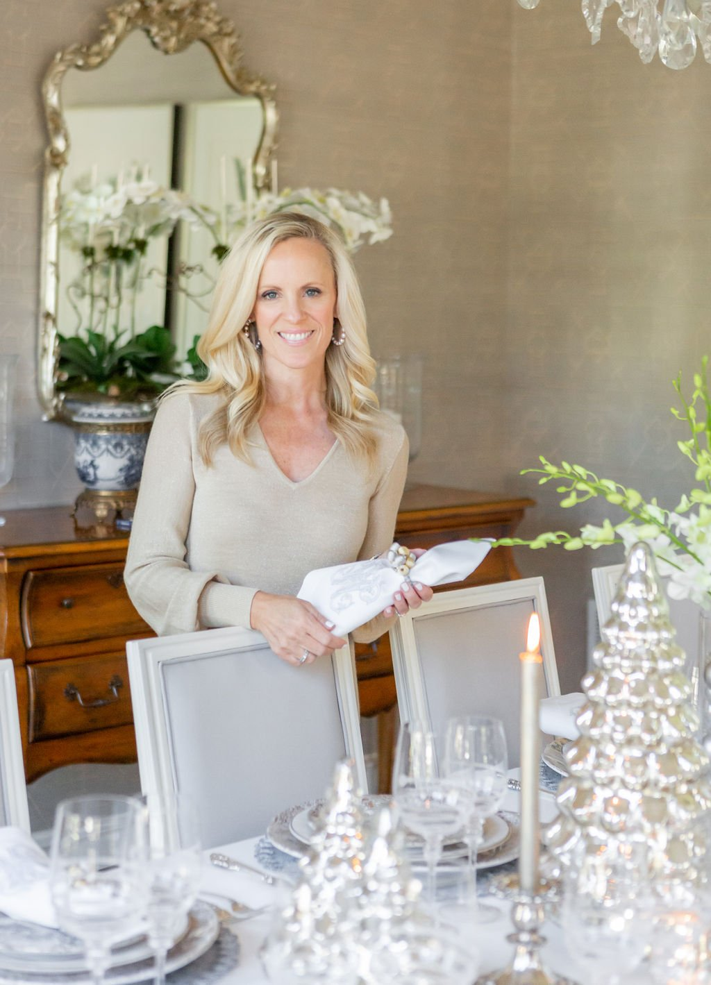 Five Easy and Elegant Christmas Table Ideas