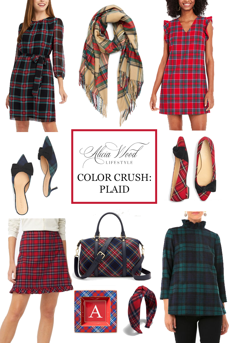 Color Crush: Plaid