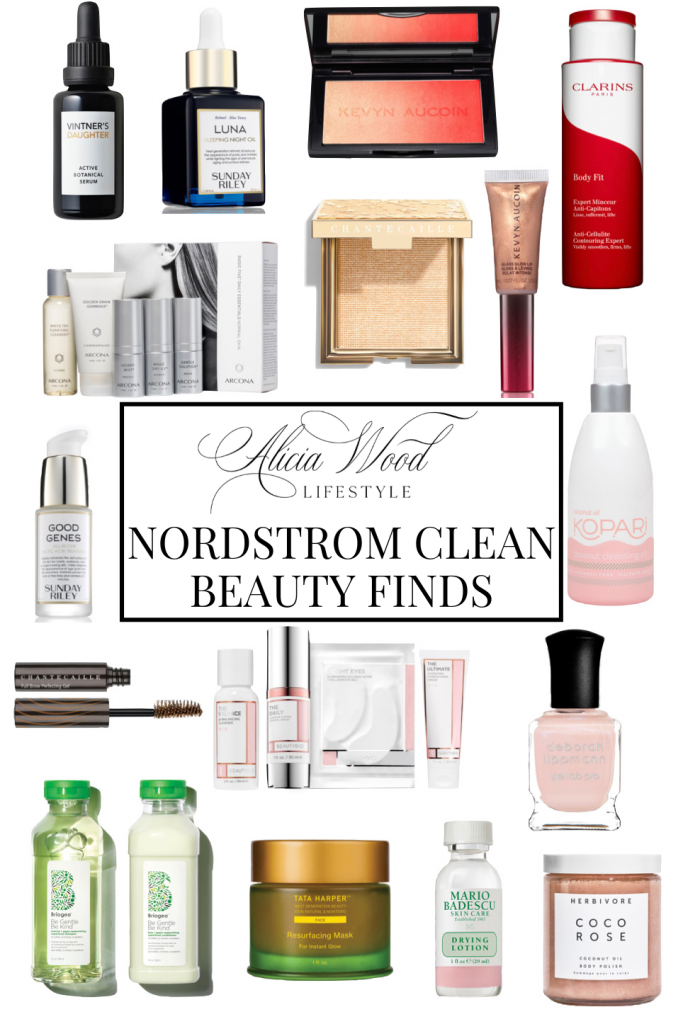 Clean beauty Finds At Nordstrom