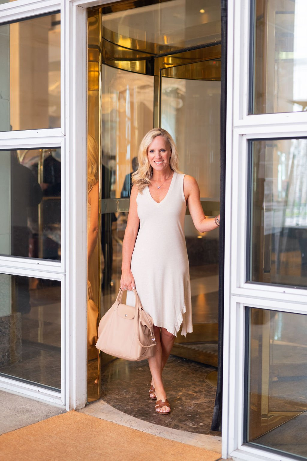 Alicia Wood, Dallas Lifestyle Expert, AWL x Southcott Travel Collection, Travel Clothing