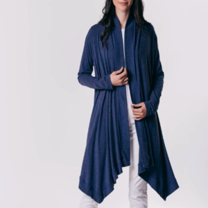 Alicia Wood Lifestyle x Southcott Threads Travel Collection - Go To Cardigan