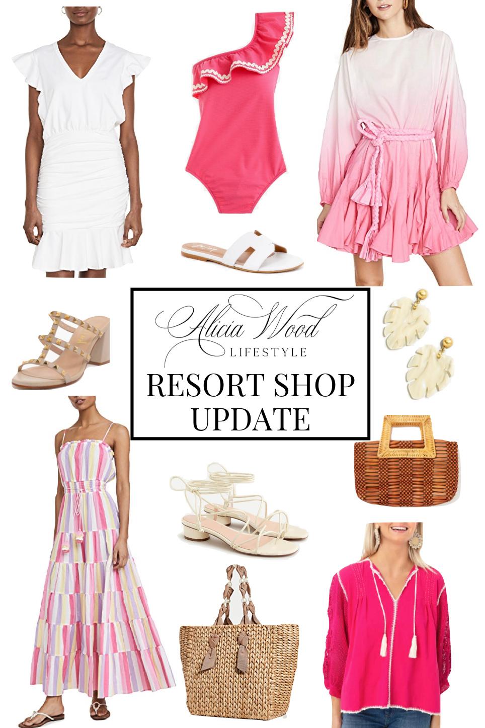 Resort Shop Update: Spring Break Edition