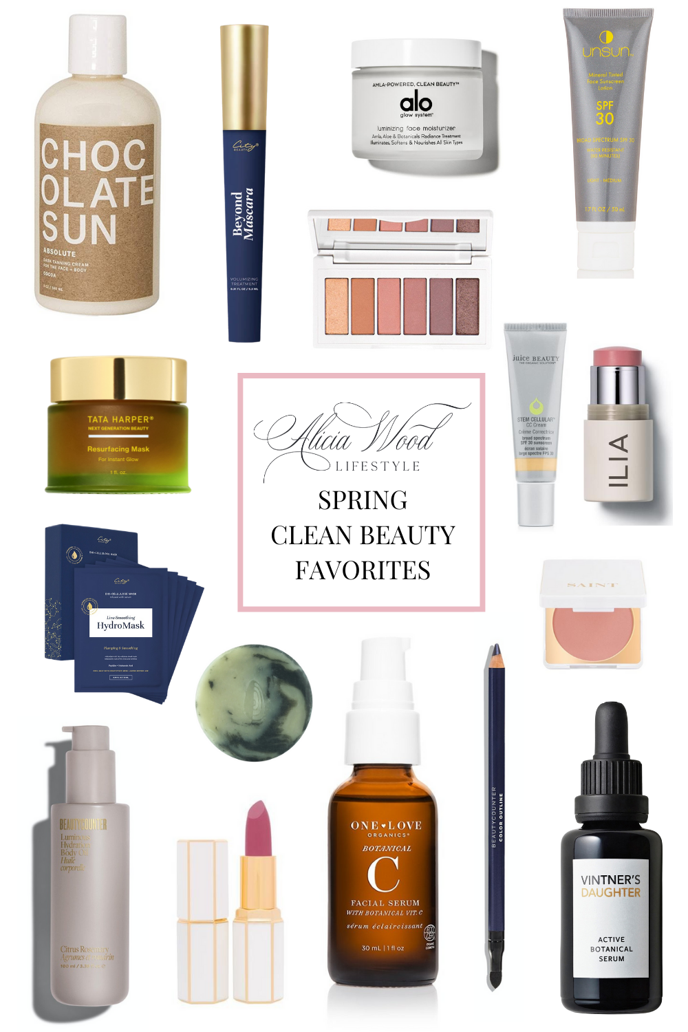 AWL Spring Clean Beauty Shop