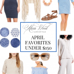 April Favorites Under $150