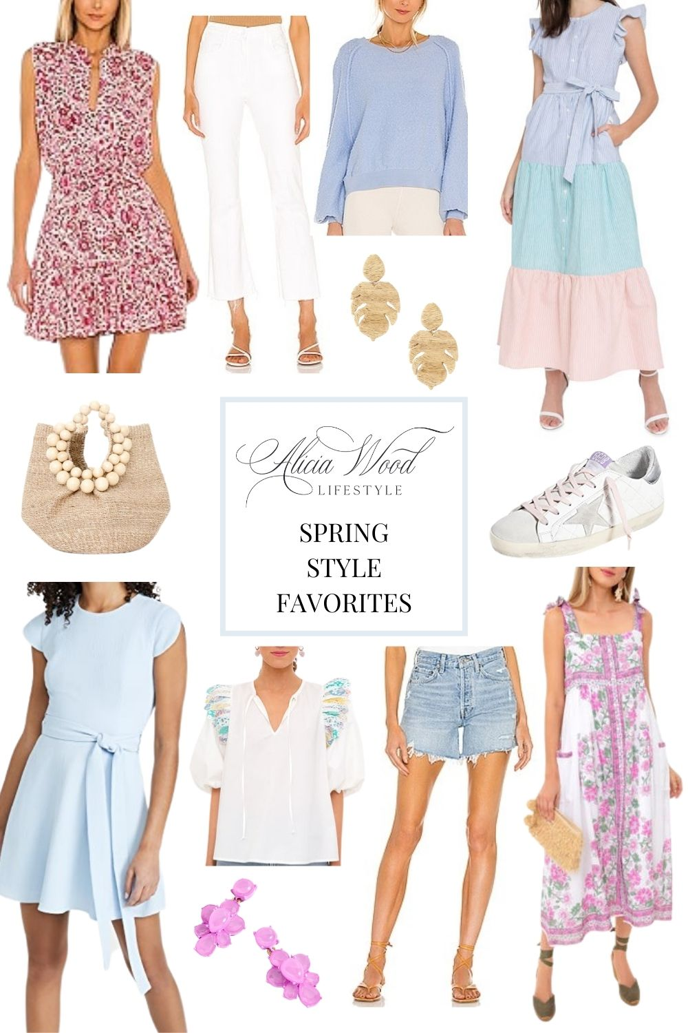 AWL Spring Style Shop: Five Spring Trends for 2021