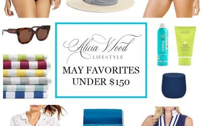 2020 May Favorites Under $150